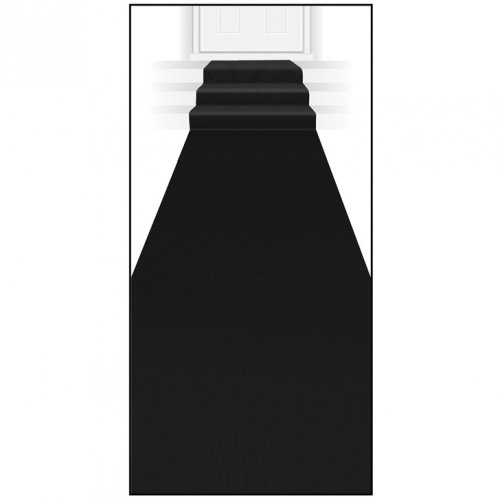 Tapis Noir Double Face (4,50 m)