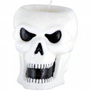 Bougie Crane de Squelette (10 cm)