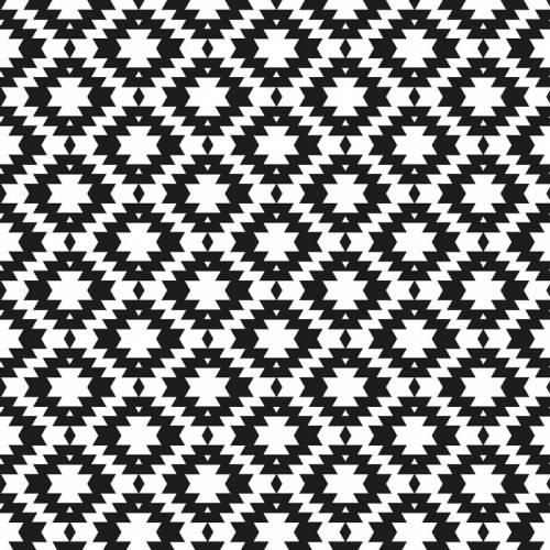20 Serviettes Katkat Noir