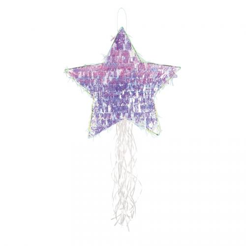 Pull Pinata Etoile Irisée (44 cm)