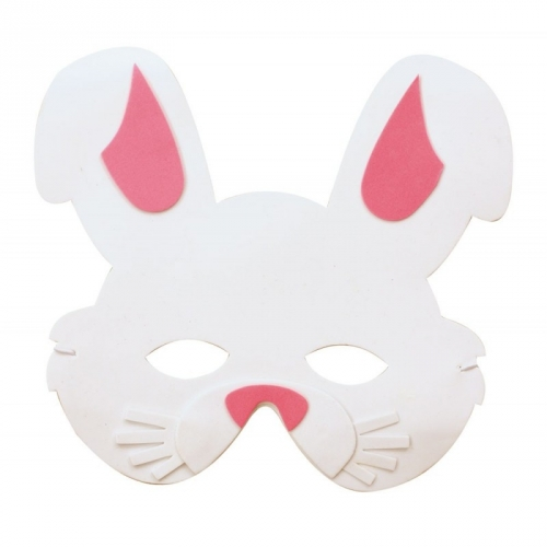 Masque Lapin - Mousse