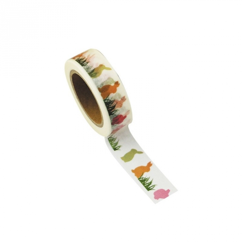 Masking Tape Petits Lapins (5 m)