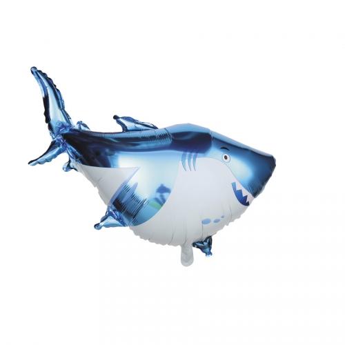 Ballon Géant Requin Bleu (98 cm)