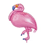 Ballon Flamant Rose Géant (104 cm)