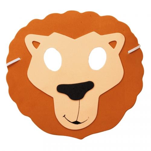 Masque Lion - Mousse