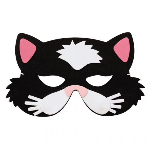 Masque Chat - Mousse