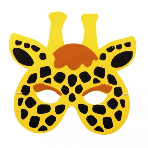 Masque Girafe - Mousse