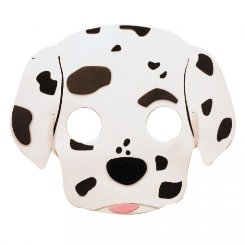 Masque Dalmatien - Mousse