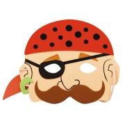 Masque Pirate - Mousse