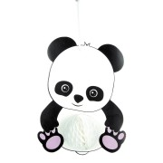 Suspension Baby Panda