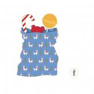 25 Pochettes Cadeaux Lama