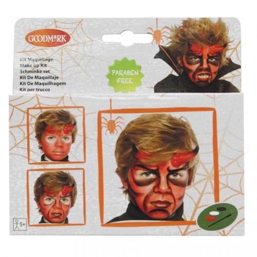Kit Maquillage à L Eau - Diable