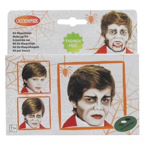 Kit Maquillage à L Eau - Vampire