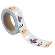 Washi-Tape Baby Halloween