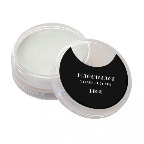 Maquillage Crème Blanc - 14g