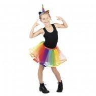 Tutu Licorne Rainbow Enfant - Taille Unique