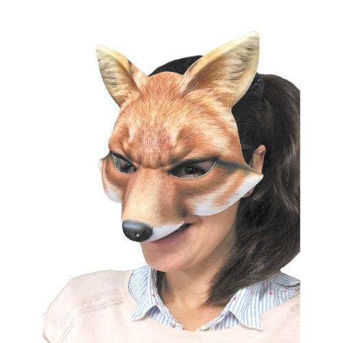 Masque Réalistic Renard