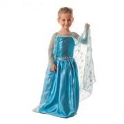 Déguisement Princesse des Glaces  Taille 7-9 ans