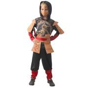 Déguisement Ninja Dragon Taille 4-6 ans