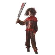 Déguisement Petit Clown Tueur - Taille 4-6 ans