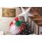 Lanterne Etoile Blanche - 60 cm images:#1