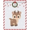 25 Sachets Papier et stickers - Calendrier de L'Avent images:#3