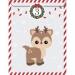 25 Sachets Papier et stickers - Calendrier de L Avent. n°4