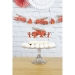 6 Cake Toppers - Pompiers. n°7
