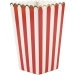 8 Boîtes à Popcorn Rouge/Blanc/Or. n°1