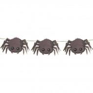 Guirlande Araignée - 3m