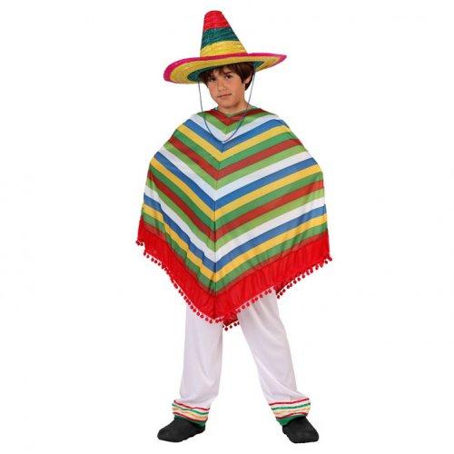 Déguisement de musicien Mexicain