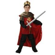 Déguisement de Roi du Moyen-Age 5-6 ans