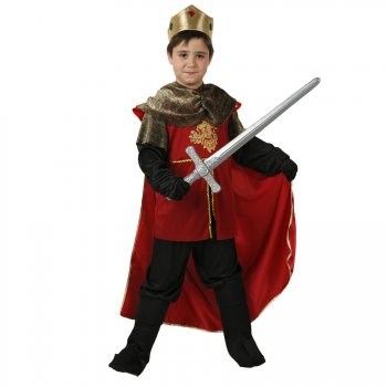 Déguisement de Roi du Moyen-Age