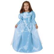 Déguisement de Princesse aux Papillons Bleus 7-9 ans