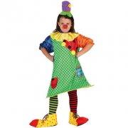 Déguisement de Clown fille Taille 3-4 ans