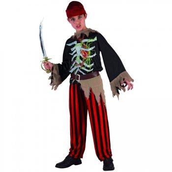 Déguisement de Pirate Squelette