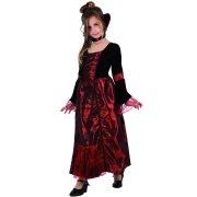 Déguisement de Vampiresse Gothique 3-4 ans