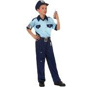 Déguisement de Policier français