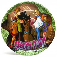 5 Assiettes Scooby Doo
