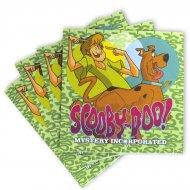 10 Serviettes Scooby Doo