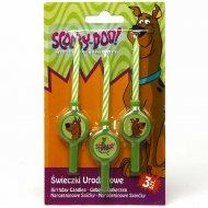 3 Bougies Scooby Doo