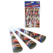 4 Trompettes Hot Wheels