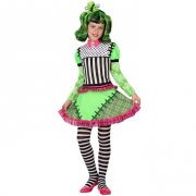 Déguisement Halloween Doll Franky Taille 5-6 ans