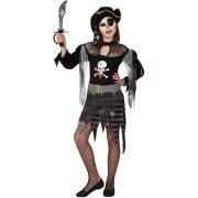 D�guisement de Pirate Fant�me (Fille)
