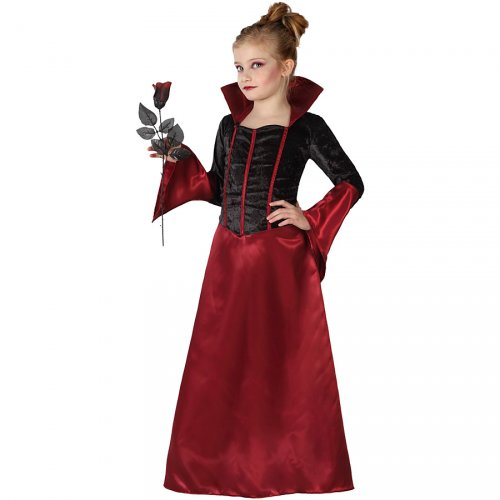Déguisement de Vampiresse Satin