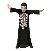 D�guisement de Squelette zombie