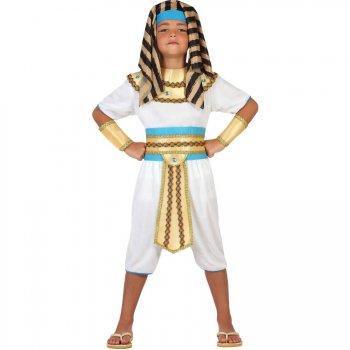 Déguisement de Pharaon Egyptien Velours Enfant
