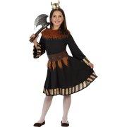 Déguisement de Princesse Viking Enfant