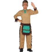 Déguisement d'Indien  Apache Bleu