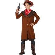 Déguisement de Cowboy Johnny 5-6 ans